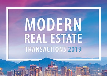 Structuring Commercial Real Estate Transactions and More to be Discussed at Conference