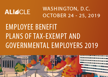 Employee Benefit Plans of Tax Exempt and Governmental Employers