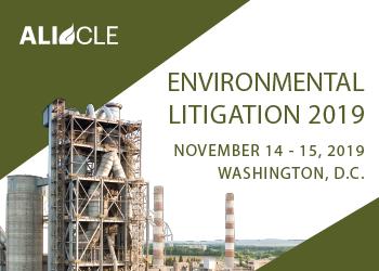 Environmental Litigation 2019